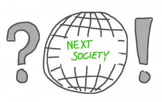 Next Society - Postheroisches Management - Nächste Gesellschaft