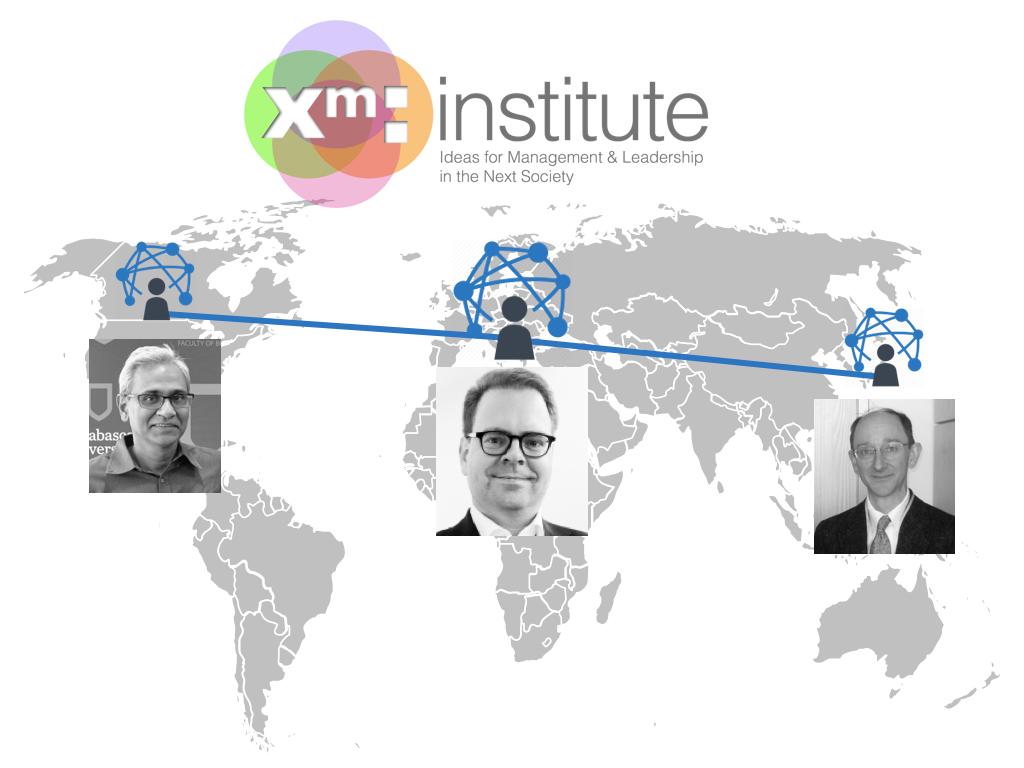 xm-institute Team Oliver Mack